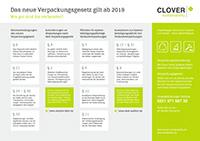 Wegweiser Verpackungsgesetz 2019